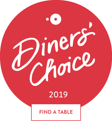 Diners Choice 2019