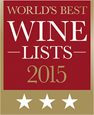 Worlds Best Wine List 2015